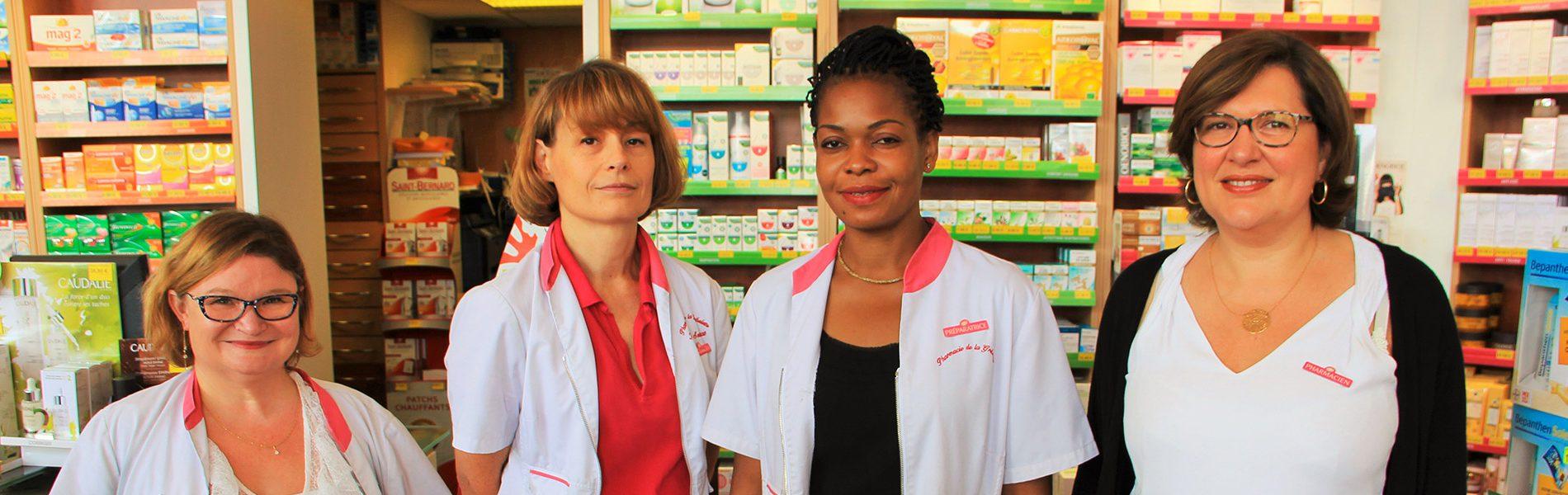 Pharmacie DE LA GRIBELETTE - Image Homepage 4