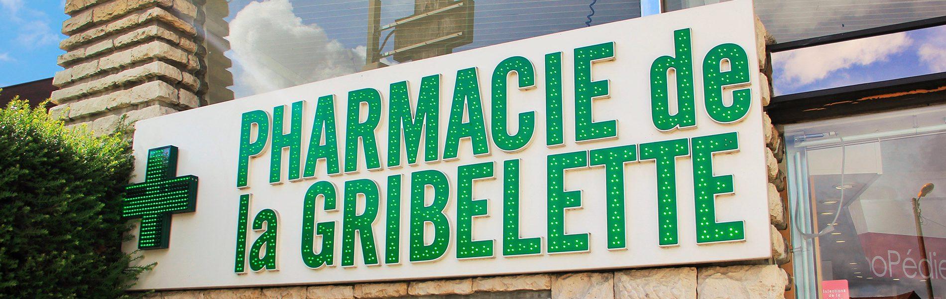 Pharmacie DE LA GRIBELETTE - Image Homepage 3